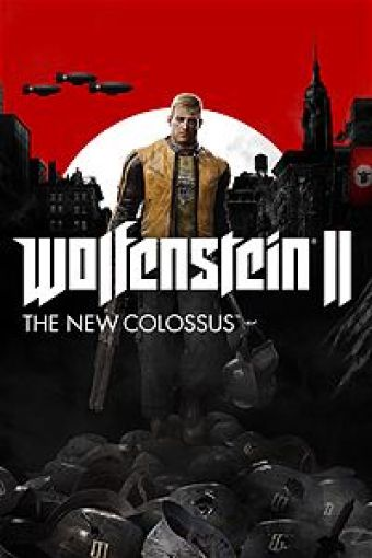 Cover Wolfenstein 2: The New Colossus