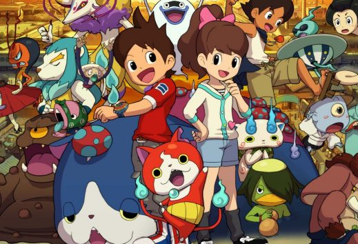 Yo-kai Watch, in arrivo su Nintendo Switch