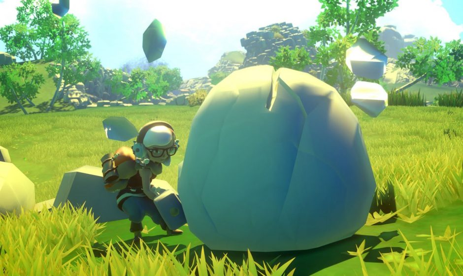 Ecco un trailer pre-lancio per Yonder: The Cloud Catcher Chronicles