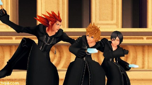 Kingdom Hearts III Dark Seeker Saga