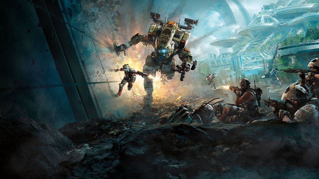 Titanfall franchise