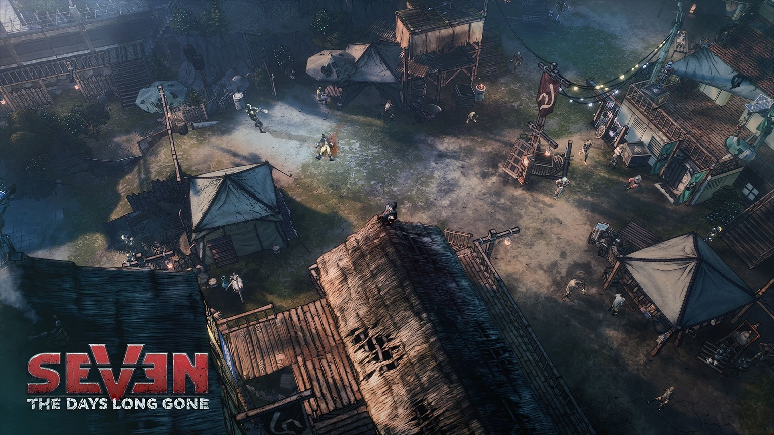 Gamescom 2017 – Seven: The Days Long Gone – Anteprima