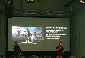 Gamescom 2017: Final Fantasy XV in arrivo su PC
