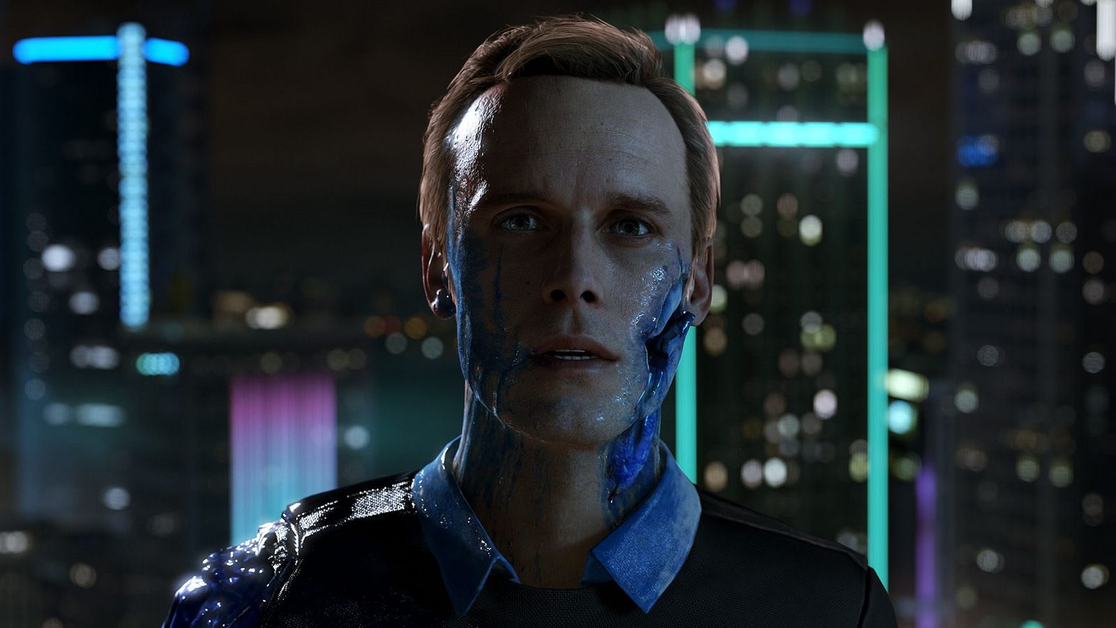Become Human non sarà in 4K nativo