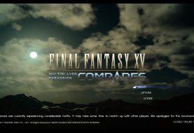 Final Fantasy XV Comrades uscirà il 15 Novembre