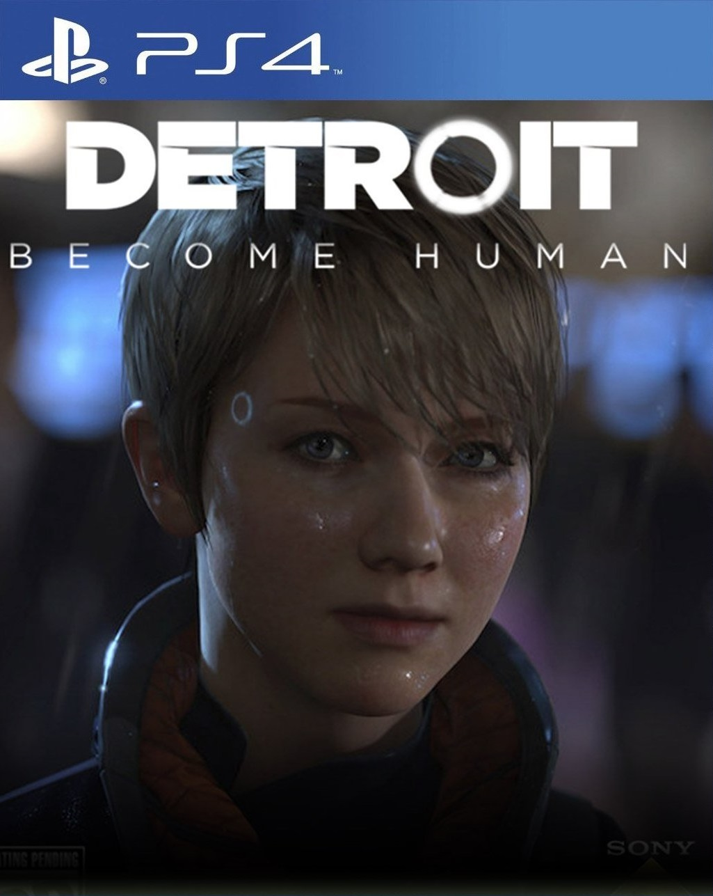 Cover Detroit: Become Human