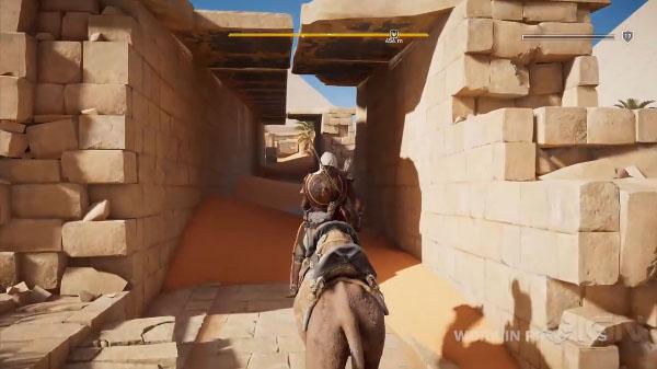 19 minuti di Gameplay per Assassin's Creed Origins