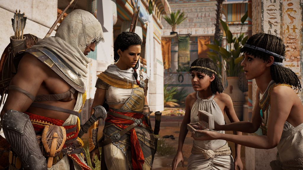Assassin's Creed Origins The Tour, rivivete in città l'Antico Egitto