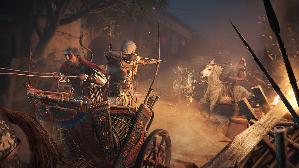 Parte l'Assassin's Creed Tour, due appuntamenti con Bayek a Milano e Roma