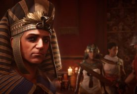 Come sbloccare il costume di Isu in Assassin's Creed Origins