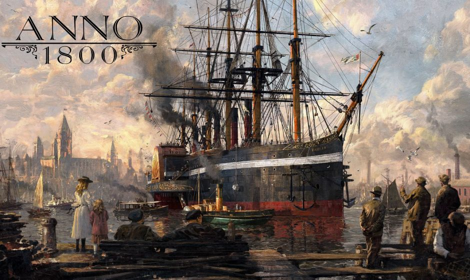 Gamescom 2017: Anno 1800 - Anteprima