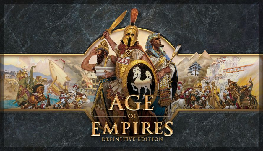 Cover Age of Empires: Definitive Edition