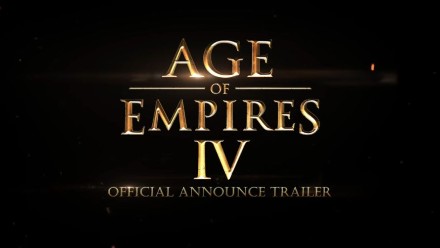 Gamescom 2017: annunciato Age of Empires IV