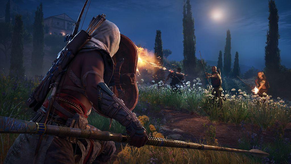 Assassin's Creed Origins: il language pack italiano andrà scaricato a parte
