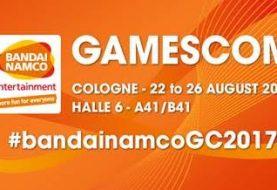 Bandai Namco svela la sua Lineup a Gamescom 2017