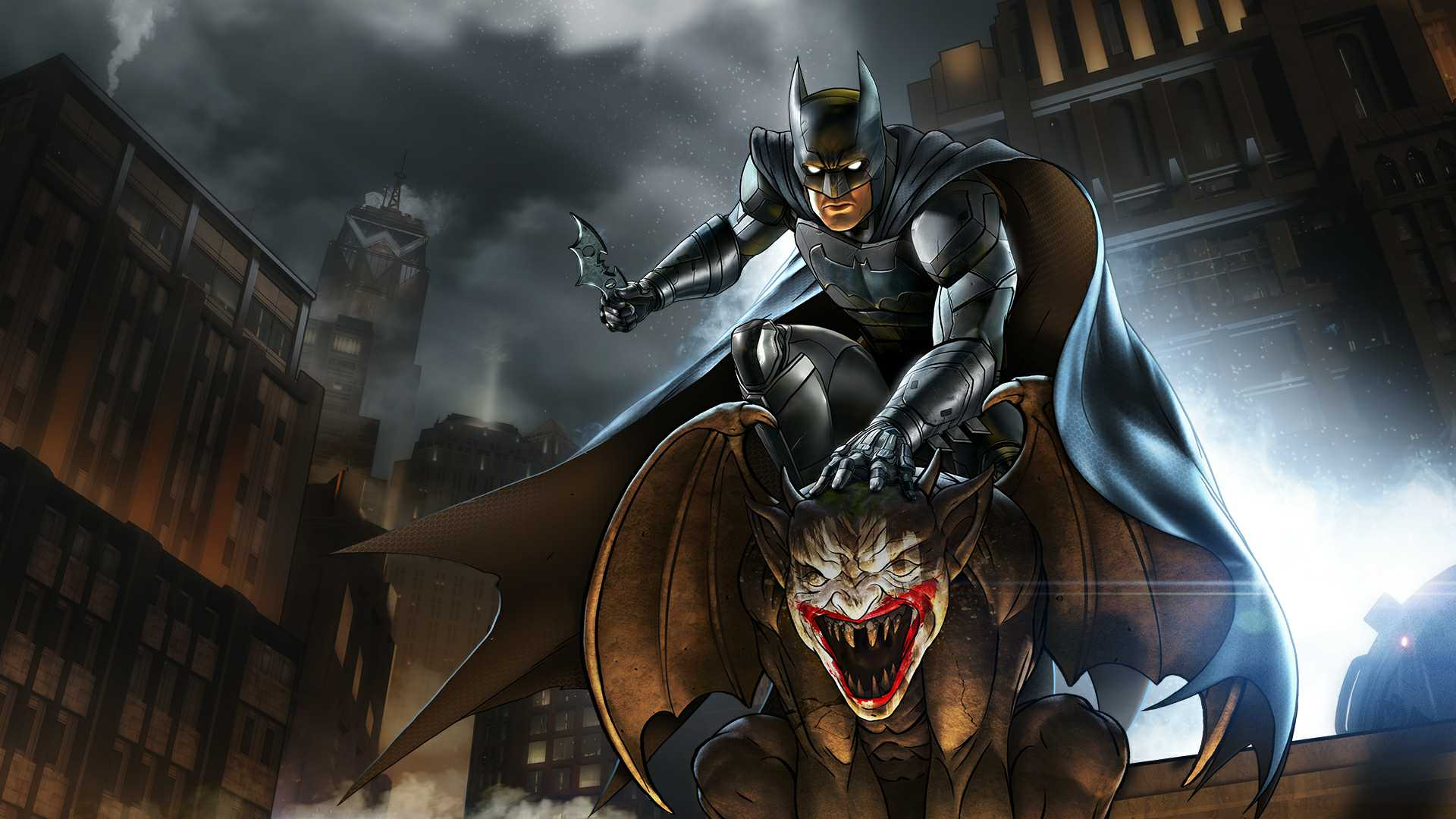 Batman: The Enemy Within – Episode 1: The Enigma – Recensione