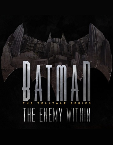 Cover Batman: The Enemy Within