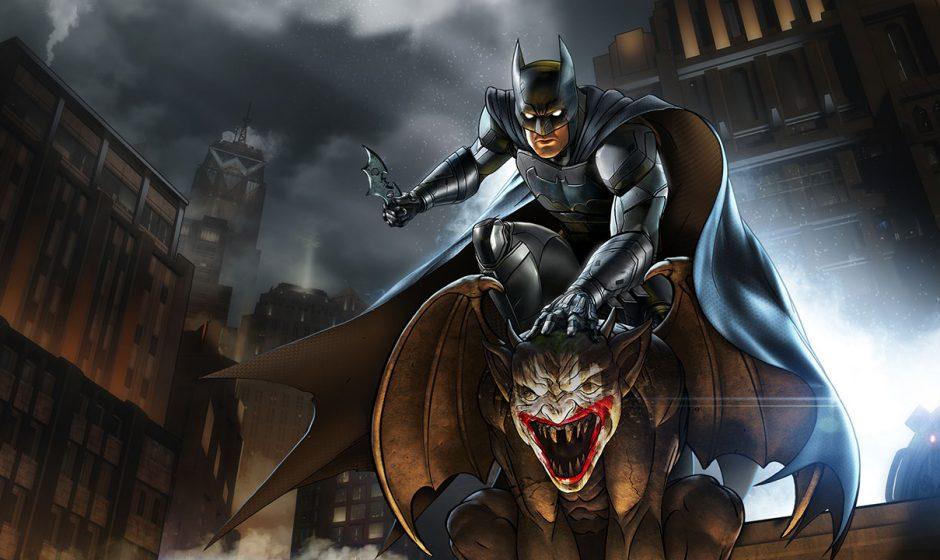 Gamescom 2017: svelata la data del secondo episodio di Batman: The Enemy Within
