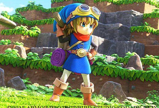 Dragon Quest Builders 2 annunciato per PS4 e Switch
