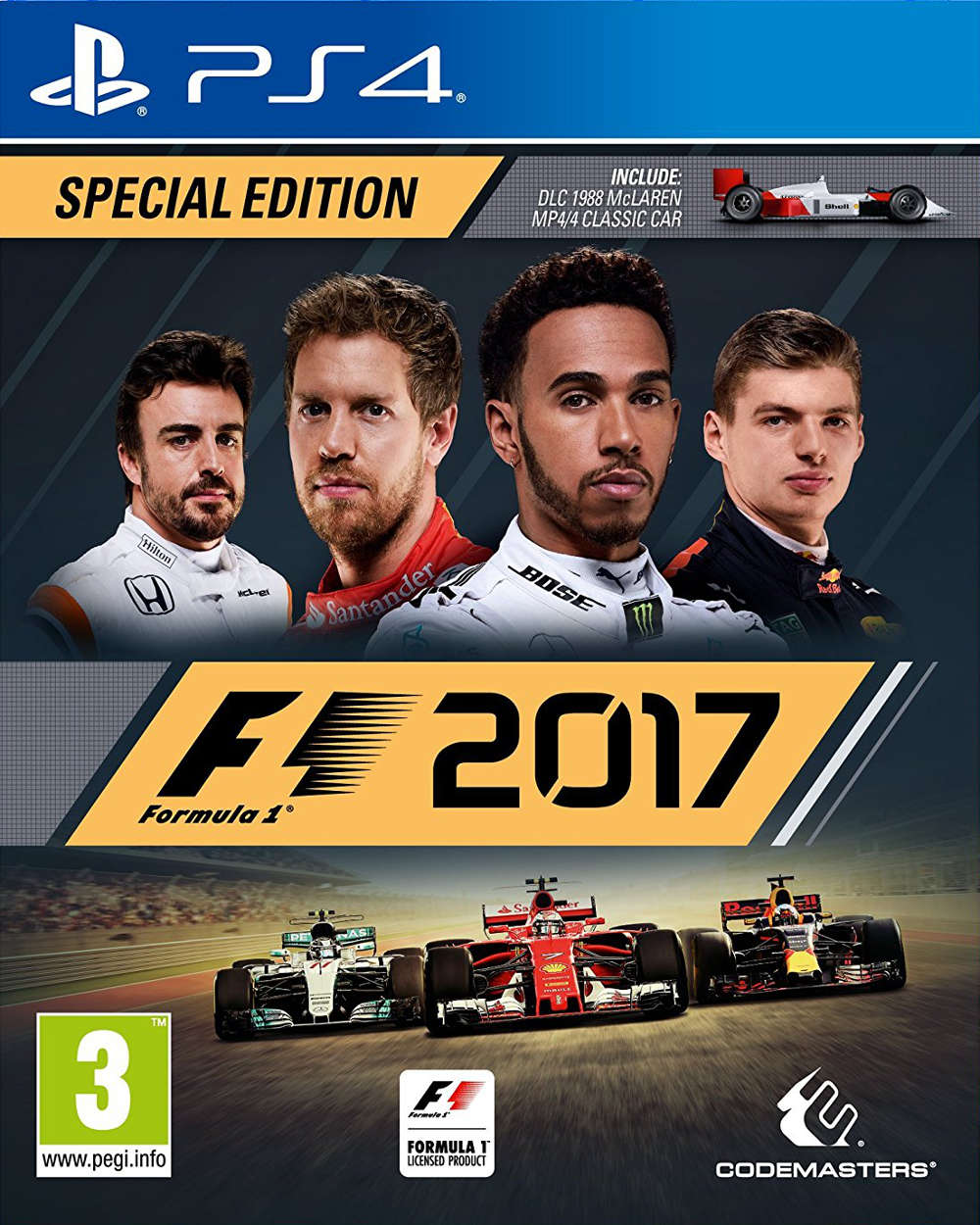 Cover F1 2017