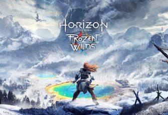Horizon: Zero Dawn - Data d'uscita per The Frozen Wilds