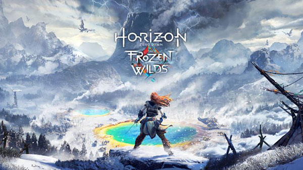 Horizon: Zero Dawn - Data d'uscita per The Frozen Wilds