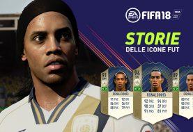 Svelate le storie delle Icone FUT in FIFA 18