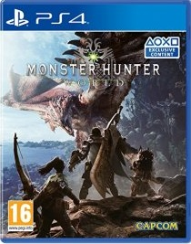 Cover Monster Hunter World