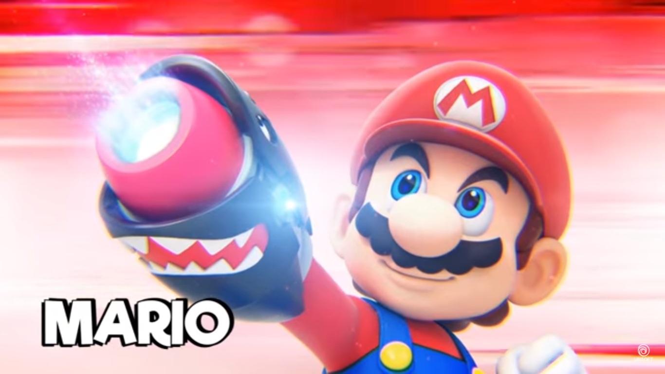 Mario + Rabbids Kingdom Battle girerà a 900p in modalità fissa