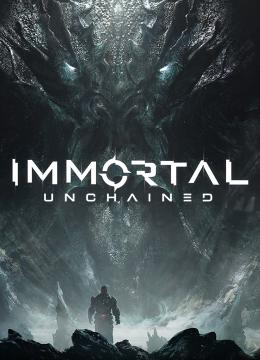Cover Immortal: Unchained