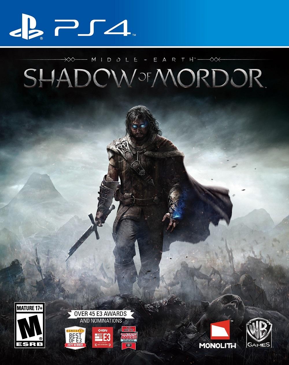 Cover La Terra Di Mezzo: L'Ombra Di Mordor