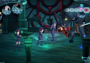 Trailer d'esordio in inglese per Little Witch Academia