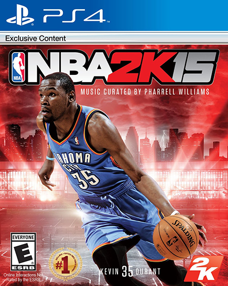 Cover NBA 2K15