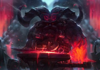 League of Legends: vetrina campione Ornn