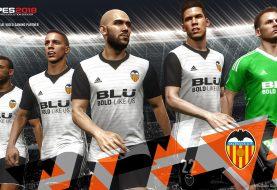 PES 2018, Konami sigla una partnership con il Valencia