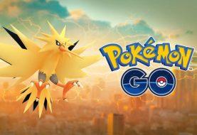 Pokémon Go - Arriva il leggendario Zapdos!