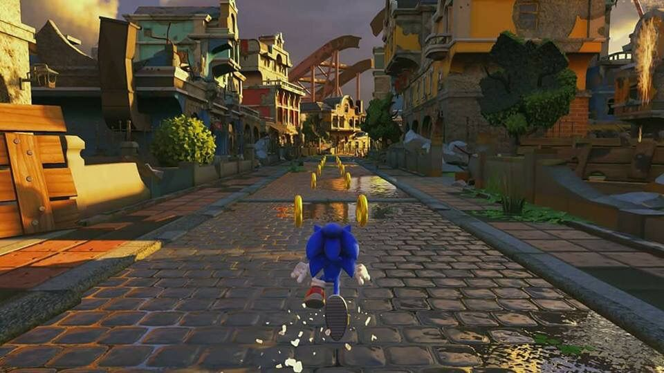 SEGA annuncia la data di uscita di Sonic Forces e un'edizione speciale