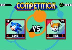 Sonic Mania - Svelata la modalità competitiva