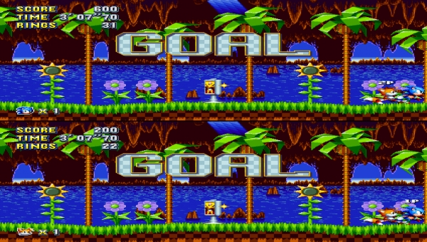 Una bellissima clip introduce l'imminente Sonic Mania