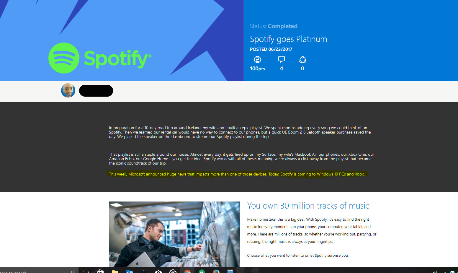 Xbox One, il Microsoft Fluent Design rinnova l'interfaccia
