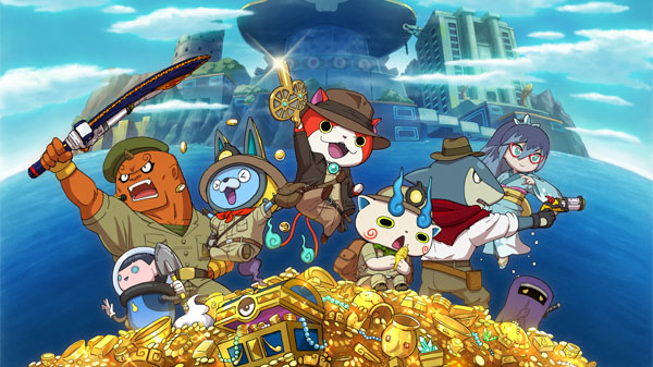 Yo-kai Watch Busters 2 3DS