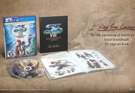 Ys VIII, rivelata la Day One Edition