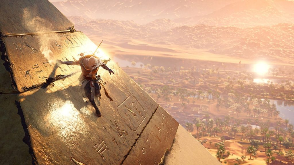 Assassin's Creed Origins UK