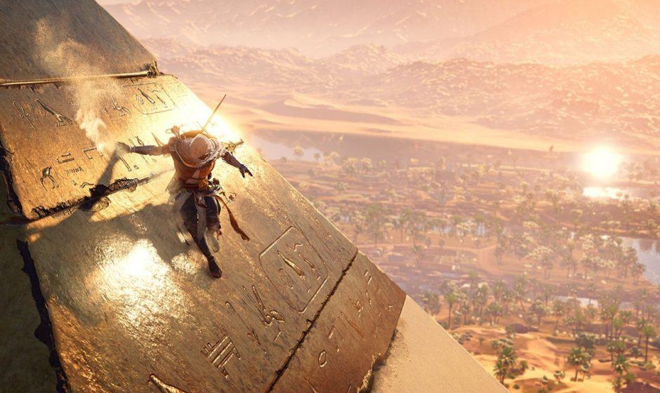 Assassin's Creed Origins: un trailer sulle sidequests