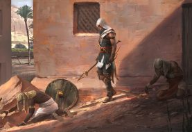 Assassin's Creed Origins: nuovo video gameplay su Xbox One X