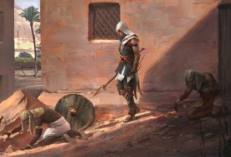 Gamescom 2017: Assassin's Creed Origins – Provato