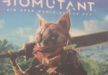 Biomutant è il nuovo titolo open world di THQ Nordic!