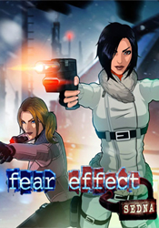 Cover Fear Effect Sedna
