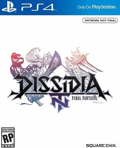Cover Dissidia Final Fantasy NT