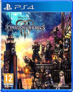 Cover Kingdom Hearts III